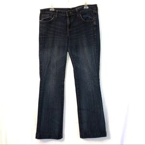 Gap Premium Long Lean Jeans w Spandex Women 12/31R